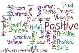 self esteem a