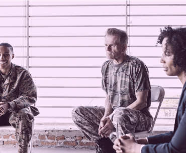 veterans in recovery group